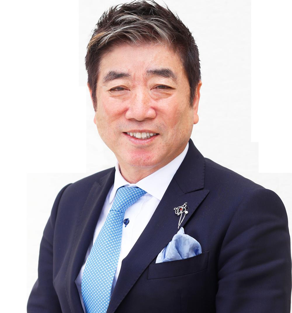 バルコムグループ代表取締役兼CEO(最高経営責任者) 山坂哲郎